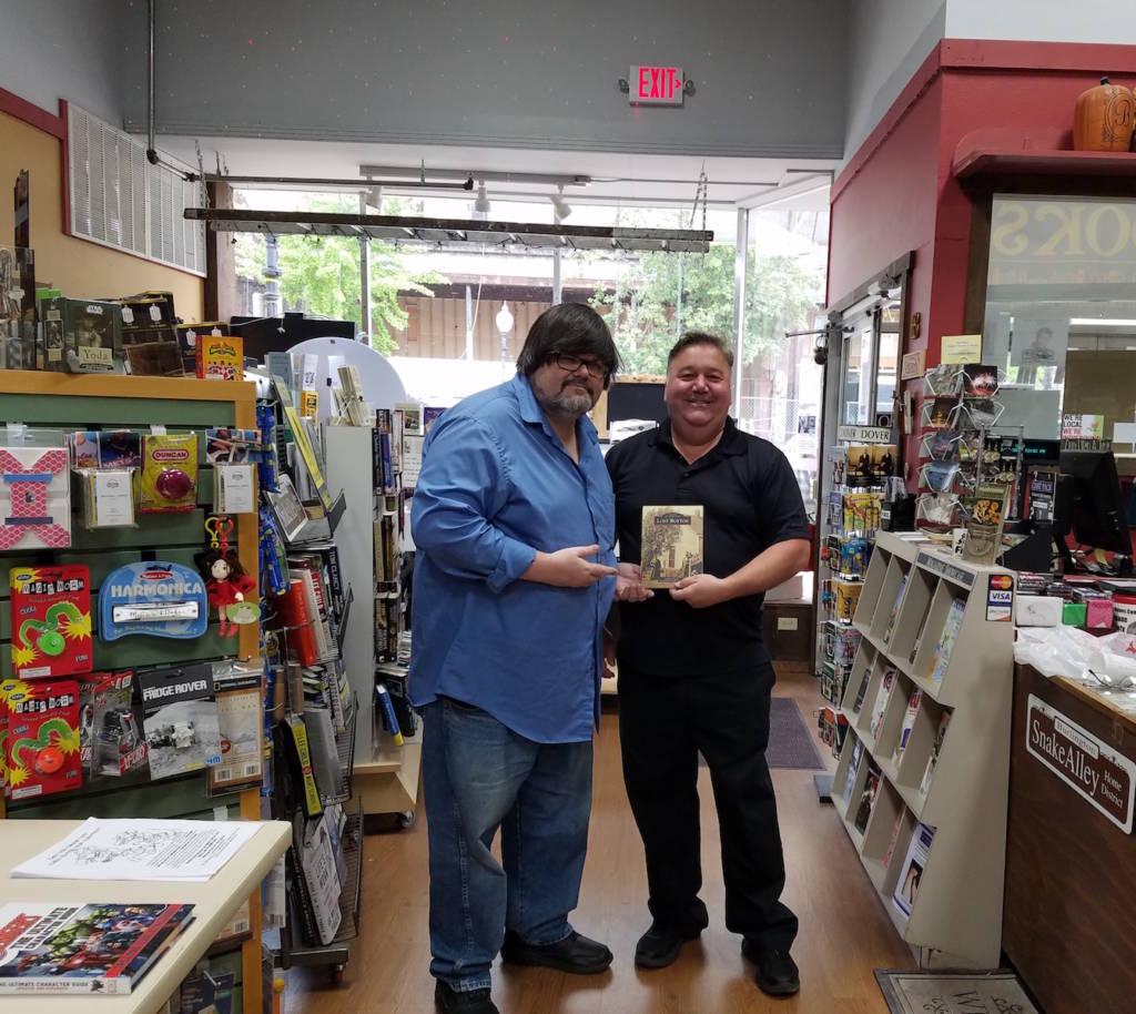 Burlington By The Book Bookstore