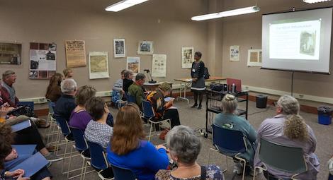 Buxton Presentation @ Iowa History Camp