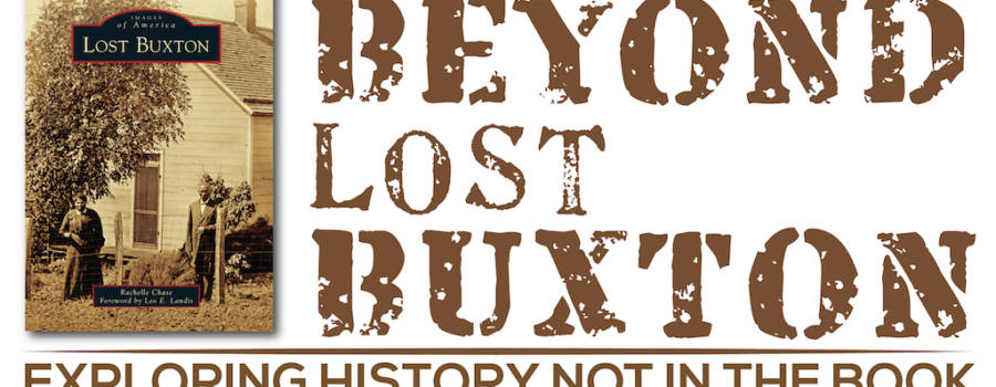 'Beyond Lost Buxton' Will Go Live on May 1st